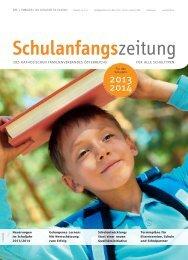 Schulanfangszeitung 2013-2014 - Lev-tirol.at