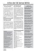 Gemeinsames für die Seelsorgeeinheit Sense Mitte - Page 2