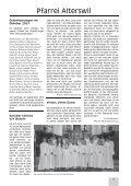 Gemeinsames für die Seelsorgeeinheit Sense Mitte - Page 5