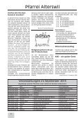 Gemeinsames für die Seelsorgeeinheit Sense Mitte - Page 6