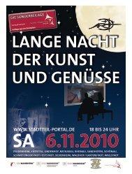 LaNge Nacht - Stadtteil-Portal Mannheim