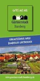 Produkte - Stadt Bamberg