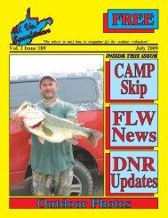 July 2009 Issue - Wvasportsman.net