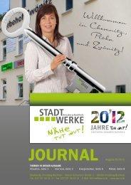 Ausgabe 05/2012 - Stadtwerke Annaberg-Buchholz