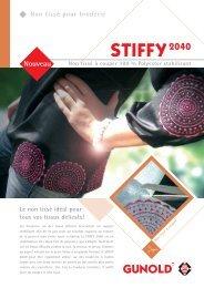 Broderie : renfort non tissé classique STIFFY2040 - Promattex