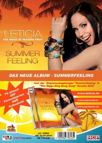 Leticia - YoYo music