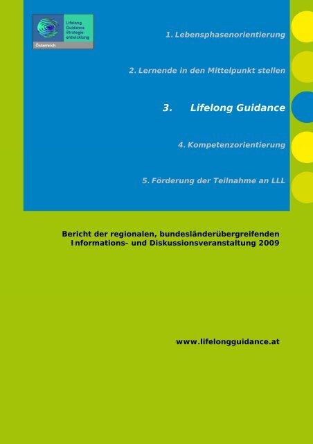 Information, Beratung und Orientierung für Bildung und Beruf