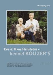 Kennel Bouzer's - Svenska Kennelklubben