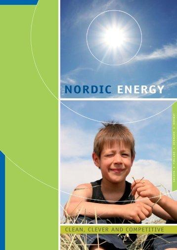 NORDIC ENERGY - Green Net Finland ry