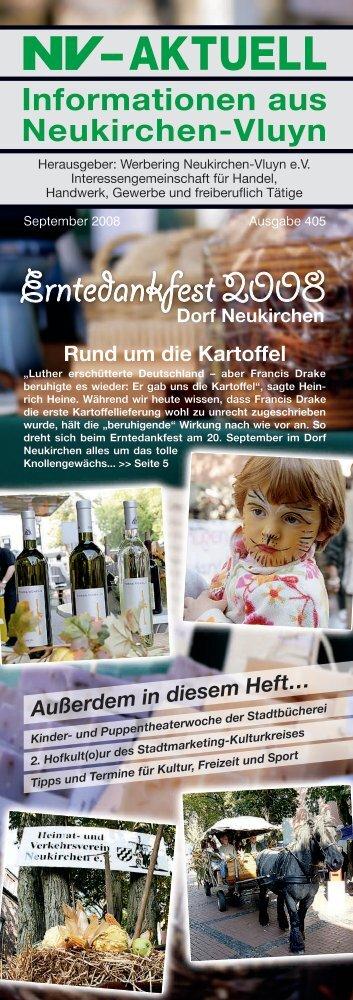 Nr. 405 :: September 2008 - Werbering Neukirchen-Vluyn