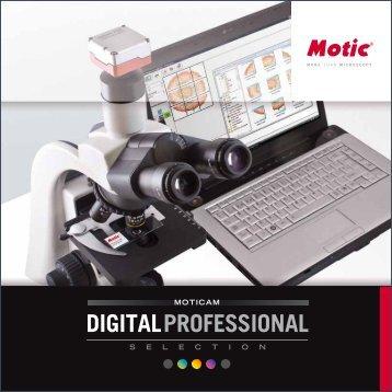 Motic Images Plus 2.0 - Touchboards