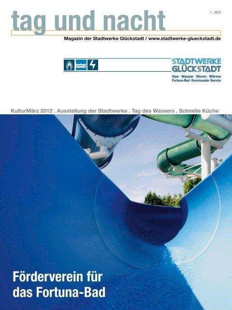 tana Ausgabe 1_2012 - Stadtwerke Glückstadt GmbH
