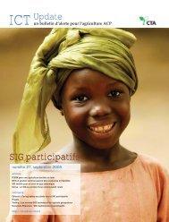 SIG participatifs