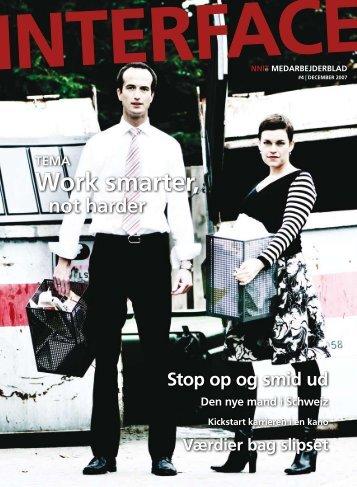 Work smarter, - NNIT