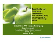 Cost, Quality, and Continuous Improvement; - Sitra