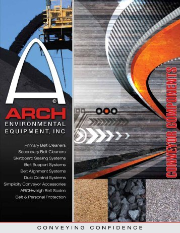 Conveyor Components - Arch Environmental Equipment, Inc.