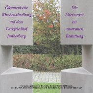 Flyer als PDF - Katholische Kirche Göttingen