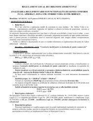 52 PUZ Stirbei Voda 23B - Primaria Craiova