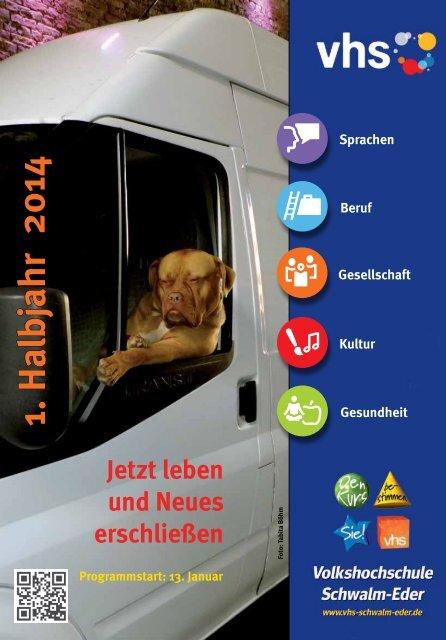 Programm Frühjahr 2014 - Volkshochschule des Schwalm-Eder ...