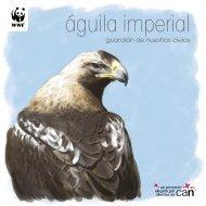 águila imperial - WWF