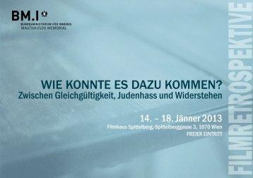 Folder - Universität Wien Medienportal