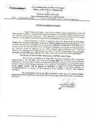 Government of West Bengal - Wbsed.gov.in