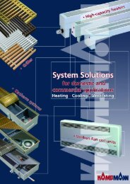 System Solutions for Domestic & Commercial Applications - Keane ...