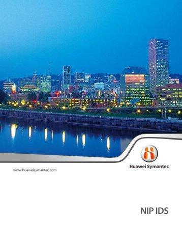 NIP IDS - Utopia Technology