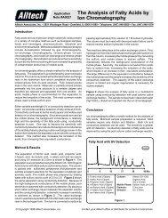 A0027 Fatty Acids by IC