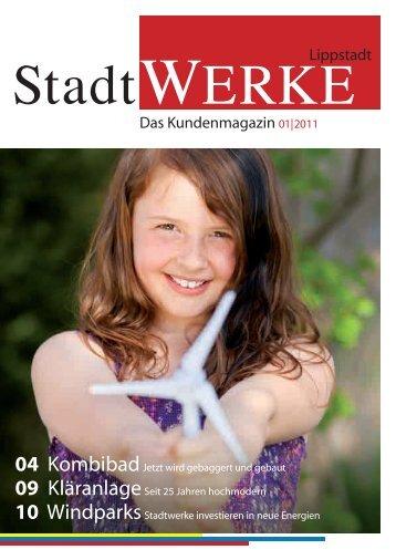 Stadtwerke Magazin 01|2011 - Stadtwerke Lippstadt GmbH