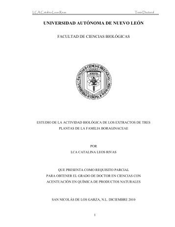 Download - Repositorio Institucional UANL - Universidad Autónoma ...