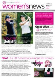 EG_WomansEnews_No.49_SEPT2012_Layout 1 - England Golf