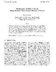 Estimation of Tidal Current using Kalman Filter Finite Element Method