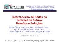 Endereço IP - SBRC 2010
