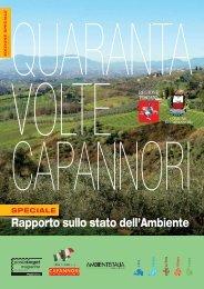 speciale notiziario comunale - Comune di Capannori