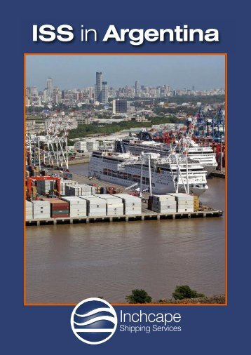 ISS in Argentina - Inchcape Shipping Services