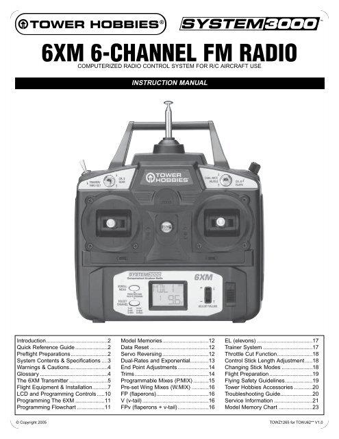 Aircraft Fm Radio