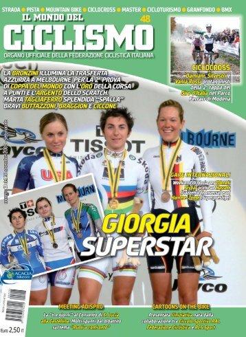 GIORGIA SUPERSTAR - Federazione Ciclistica Italiana