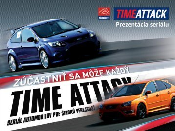 Time Attack - Slovakia Ring