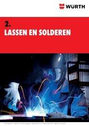 2. lassen en solderen - Würth Nederland