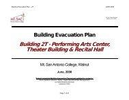 Building 2T - Mt. SAC - Campus News - Mt. San Antonio College