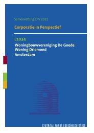 L1034 Corporatie In Perspectief Samenvatting 2011