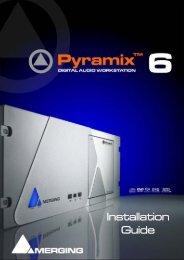 Installation Guide - Studio General