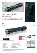 LED LENSER®* * - Page 4