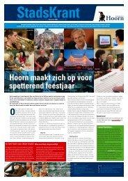 StadsKrant - Gemeente Hoorn