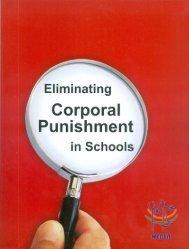 Eliminating Corporal Punishment in Schools Part I - Azim Premji ...