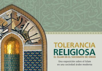 Una exposición sobre el Islam en una sociedad árabe moderna