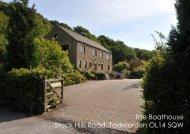 The Boathouse Stack Hills Road, Todmorden OL14 ... - Ryburne & Co