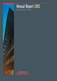 Annual Report 2005 - Realkredit Danmark
