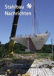 stahlbau nachrichten 1 2008 - Verlagsgruppe Wiederspahn